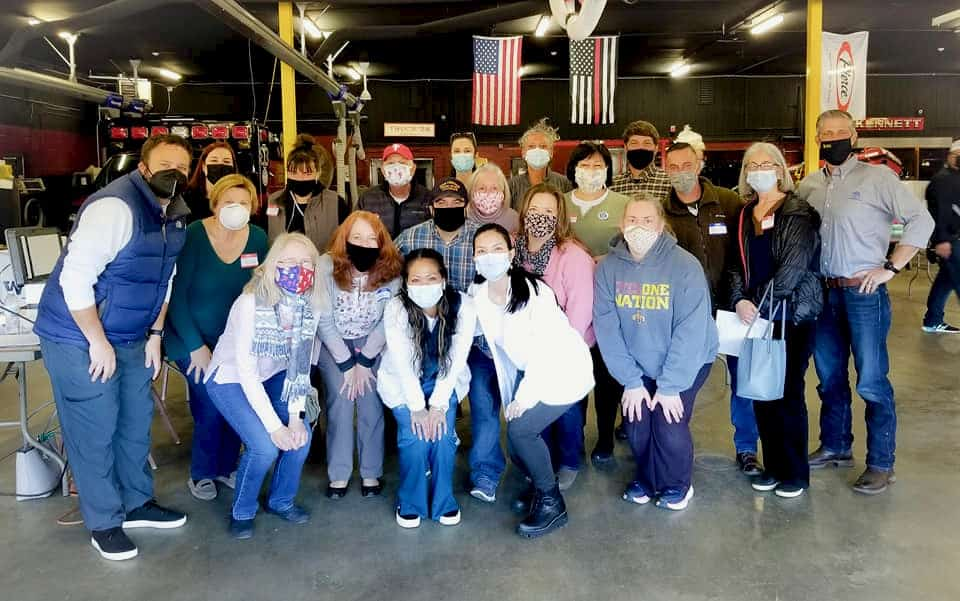 Good For the Soul volunteer group